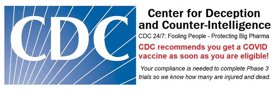 Cdc Witholding Information 1,170 Dead Following Covid Injections – Almost Twice As Many Deaths As Found In Vaers