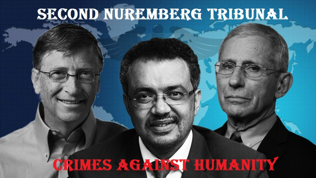 nuremberg trials for crimes against humanity