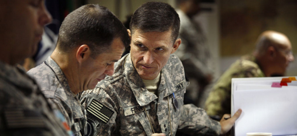 """General Flynn Believes COVID Was A """"Weaponized Operation"""" By China"""