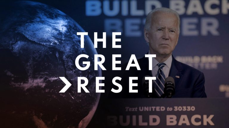 Get Ready for the 'Great Reset' – Planned by the Rockefeller Foundation and Executed by the World Economic Forum