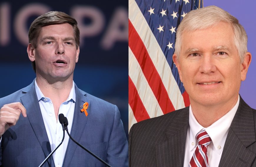 BREAKING: Arrest Warrant Issued For Swalwell Team Member Who Entered Mo Brooks' Home