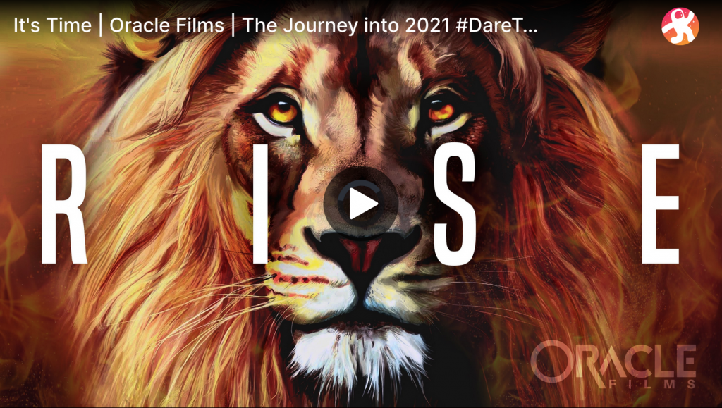 Oracle Films Documentary: It's Time – A Journey Into 2021