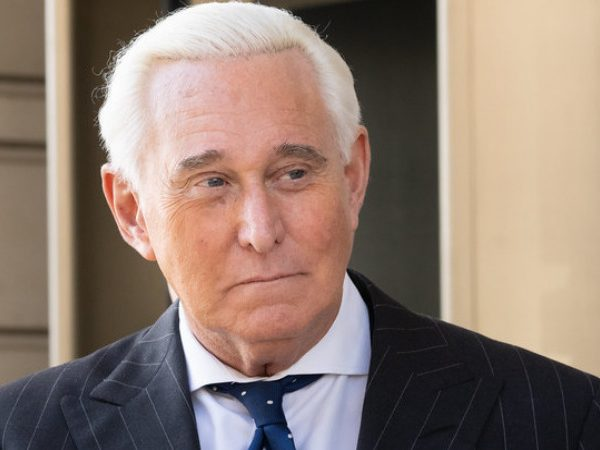 Roger Stone Says 'There's Nothing To Investigate' After LA Times Journo Claims Feds Are After Him
