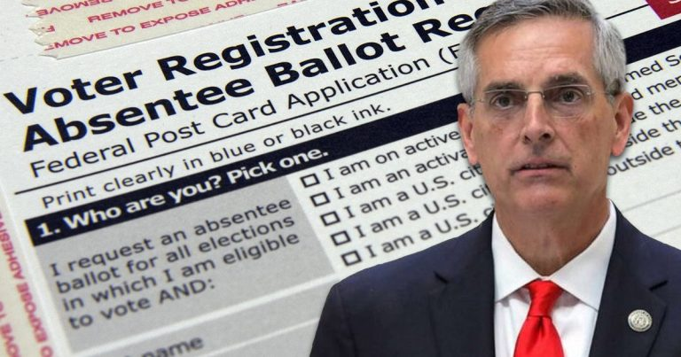 REPORT: Raffensperger Exposed For Allegedly Staging Fake Election Audit In November, Documents Show